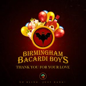Birmingham Bacardi Boys - Thank you for your love (Cover)