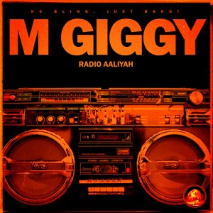 M Giggy - Radio Aaliyah (Cover)